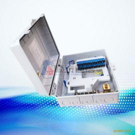 江苏电信款24芯光纤分纤箱 24芯光纤分配箱 24芯光缆分线盒