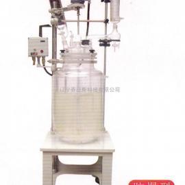 防爆型单层玻璃反应釜EPSYS-5L