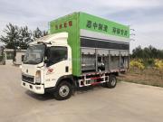 天津嘉中科技全新推出移动式垃圾渗滤液处理车