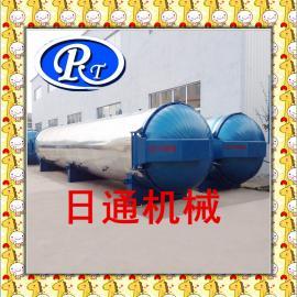中小型硫化罐电加热硫化罐橡胶硫化罐日通机械