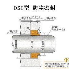 日本NOK产DSI型液压缸防尘密封