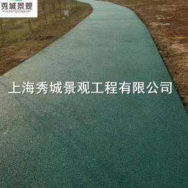 供应江苏 南京 生态透水混凝土施工 包工包料
