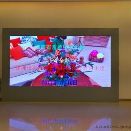 ���ι�V告�D片播放P4彩色LED大屏幕