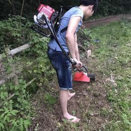 小型松土机