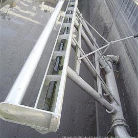 善丰旋转式滗水器的结构与工作原理/螺杆旋转式滗水器