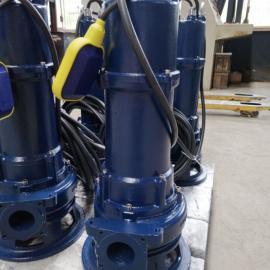WQ型无堵塞潜水排污泵不锈钢材质 厂家直销