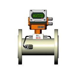 消防直读式超声波流量计 外贴/夹装式