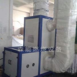深圳颗粒燃烧机厂家@森能生物质燃烧器