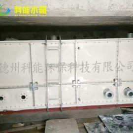 科能厂家加工smc玻璃钢水箱价格组合式玻璃钢消防水箱定做