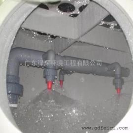 东莞洗涤塔废气净化塔厂家直销 PP喷淋塔 酸碱废气处理设备