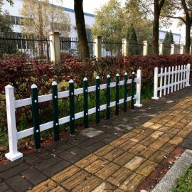 台州PVC草坪护栏厂 衢州塑钢围栏厂 金华PVC护栏厂