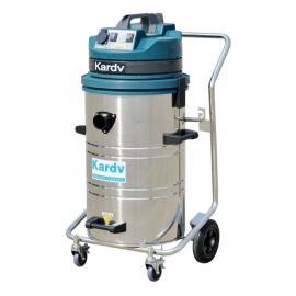 苏州工业吸尘器凯德威GS-2078B|纺织厂吸灰尘用吸尘器