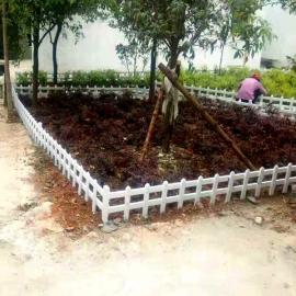 红火的阜阳草坪护栏市场|阜阳PVC塑钢围栏|花坛花池栅栏