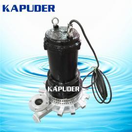 新式支架式潜水离心曝气机QXB4kw 凯普德厂家直销价