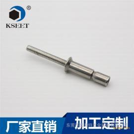 厂家直销拉丝不锈钢铆钉4.8*24.6 SK-6125-UG