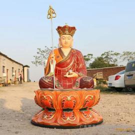 原著批发采购地藏王佛像 佛教用品摆件 东莞生产厂家制作