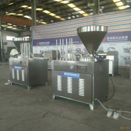 香肠灌肠机厂家 香肠灌装机 液压灌肠机齿轮灌肠机