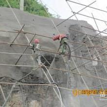 北京基坑支护加固/山体护坡挂网喷浆加固锚喷支护工程