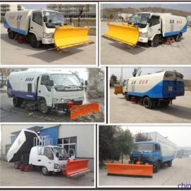 扫路车道路清扫车_清洁车扫路车_小区道路清扫车