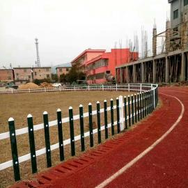 南昌景观凉亭|pvc花坛护栏|南昌安义pvc绿化护栏