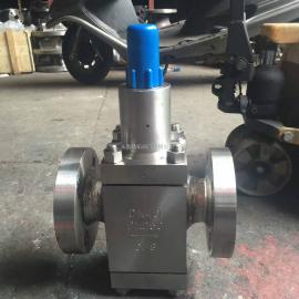 Y42X-100P 不锈钢高压减压阀