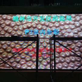 酒店高清LED大电视