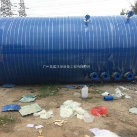广州玻璃钢地埋式消防水池