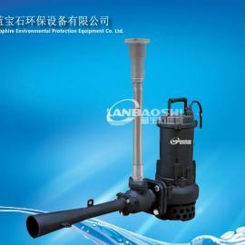热销潜水推流曝气机性价比高更稳固