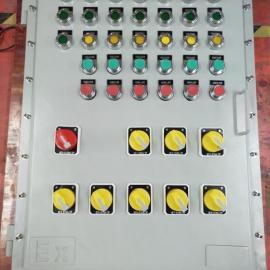 九回路防爆配电装置 电机启停防爆装置