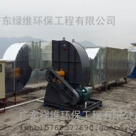 惠州废气处理之某涂料公司车间废气治理 惠州环保公司