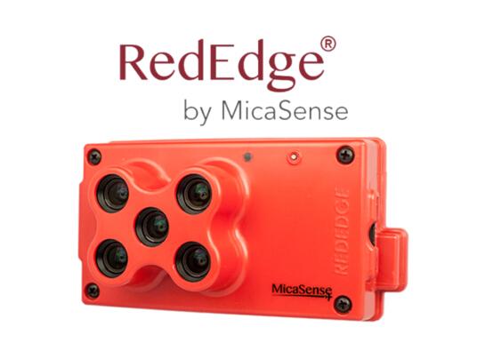 多光谱相机-MicaSense RedEdge