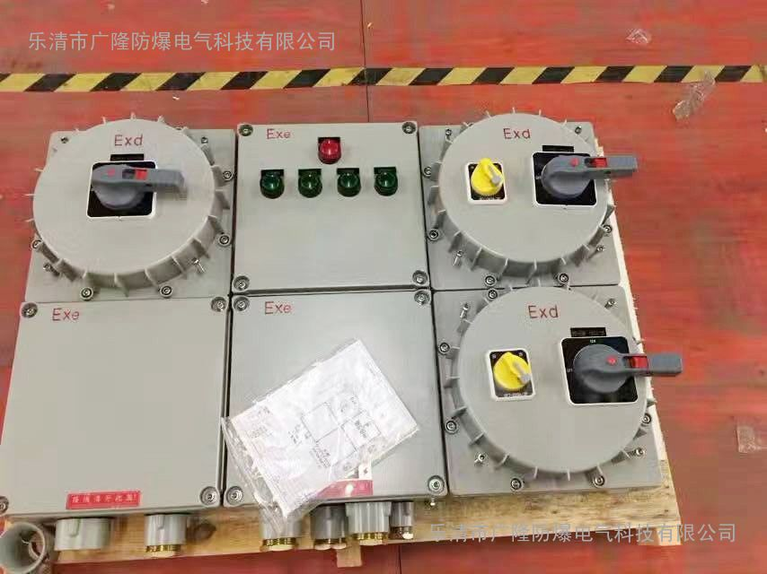粉尘防爆照明(动力)配电箱BXM(D)-DIPA21IP65