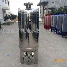 供水设备西北地区制造厂家,立式落地式膨胀水箱,囊式膨胀水箱