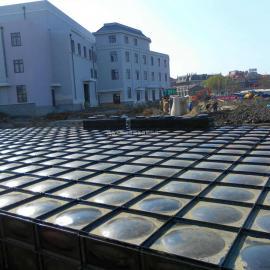 陕西地埋式镀锌钢板水箱供应商