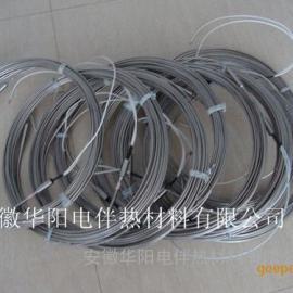 华阳生产不锈钢护套MI加热电缆/MI高温防爆加热电缆