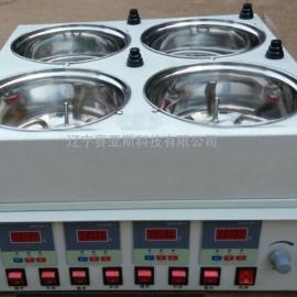 磁力搅拌水浴锅HDK-4