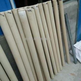 批发尼龙棒材 耐磨尼龙管棒材 MC尼龙棒管含油绿色尼龙