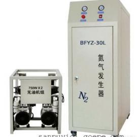 BFYZ-30L型液质联用仪氮气发生器报价