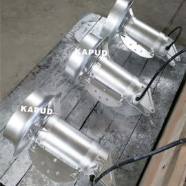 不锈钢潜水搅拌机QJB0.85kw
