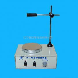 数显恒温磁力加热搅拌器HJ-2A