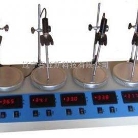 六联数显恒温磁力加热搅拌器HJ-6A