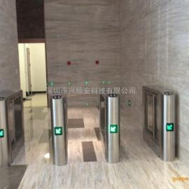 北京高端写字楼人行通道二维码识别门禁系统手机门禁系统速通门