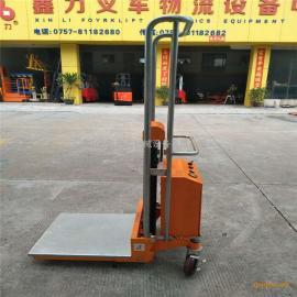广东佛山 特价出售 简易轻型堆高车