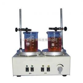 二联磁力加热搅拌器HJ-2