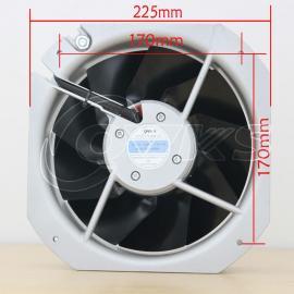 F2E-260B-230QVKS品牌:电气柜散热风扇批发