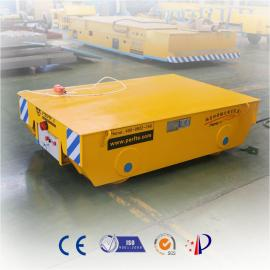 70吨50吨电动轨道平车大型轨道运输车大吨位电动制动平板车