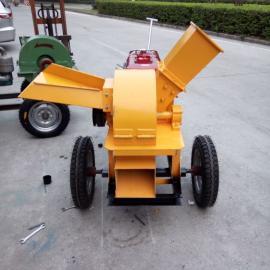 广东湛江柴油机带动果木粉碎机粉碎机报价,新款边角料粉碎机