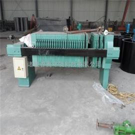 板框厢式污泥压滤机_春腾环境科技_板框厢式污泥压滤机型号