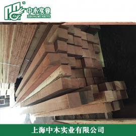 七台河菠萝格木材防腐木规格报价