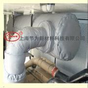 可拆卸保温衣 保温罩 汽轮机保温套 汽轮机隔热套 阀门保温套